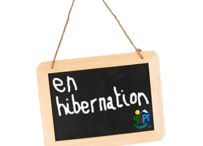 en hibernation
